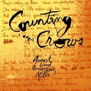 "Counting Crows' ""August and Everything After"" (1993) on the laptop sessions acoustic cover songs music video blog"