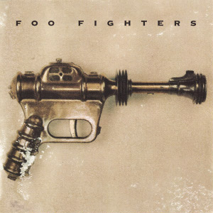 The Foo Fighters' self-titled debut (1995) on the laptop sessions acoustic cover songs music video blog