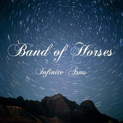 "Band of Horses' ""Infinite Arms"" (2010) on the laptop sessions acoustic cover songs music video blog"