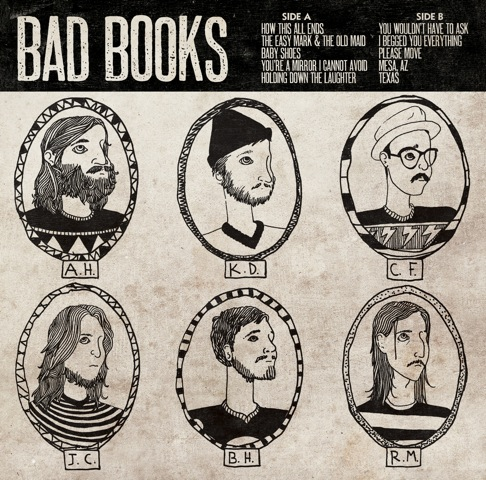Bad Books (Bad Books, 2010) the laptop sessions acoustic cover songs music video blog