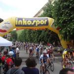 Alla maratona delle Dolomiti 41 ciclisti alessandrini