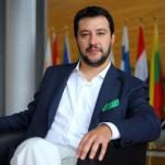 Matteo Salvini ad Alessandria