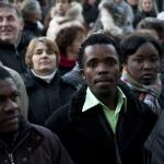 Da Alessandria a Roma per dire no al governo razzista