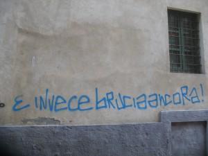 scritta-su-muro-Cisl-Alessandria-300×225