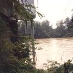 Maltempo, i fiumi si stanno abbassando