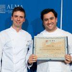 Novese si diploma alla scuola per chef di Gualtiero Marchesi