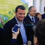 Il ministro Centinaio in visita alla Centrale del Latte