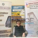 """Al Vinci TG scolastico """"Fatto da giovani per i giovani"""""""