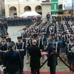 90 nuovi poliziotti hanno giurato a Casale