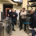 """Protopapa al centro vitivinicolo Agrion: """"Ampliare la ricerca"""""""