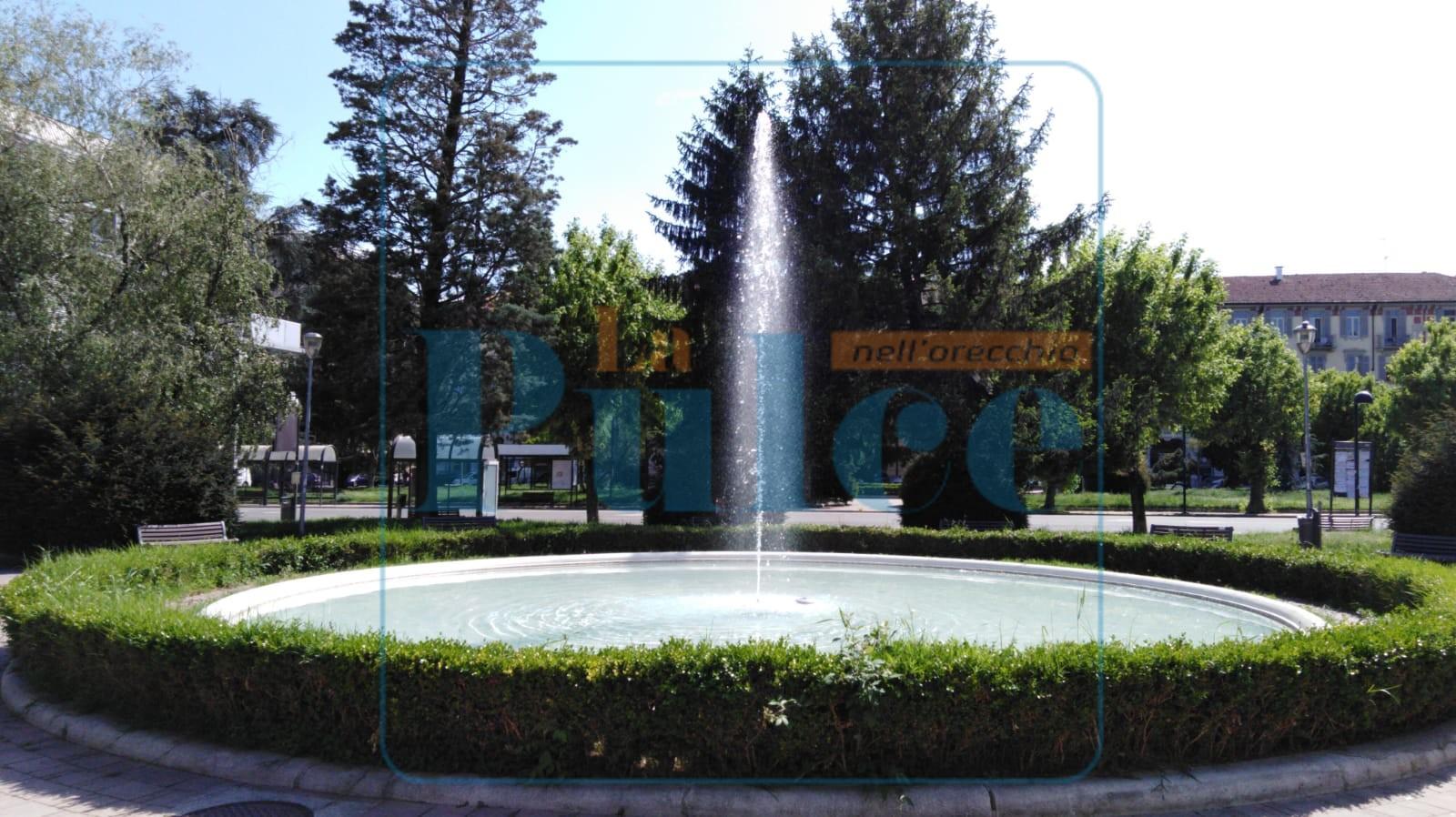 Fontana Piazza Matteotti 1