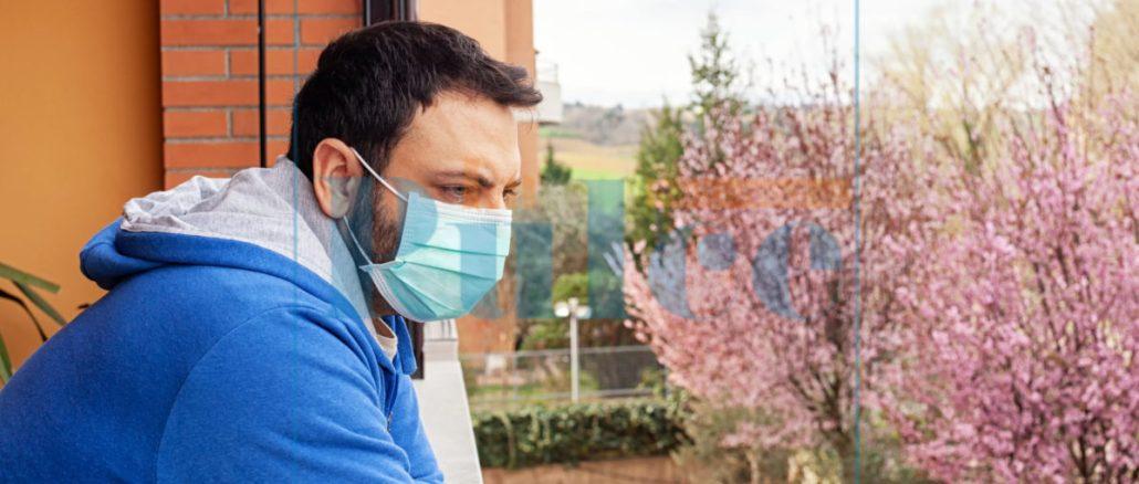 coprifuoco covid pandemia mascherina quarantena lockdown