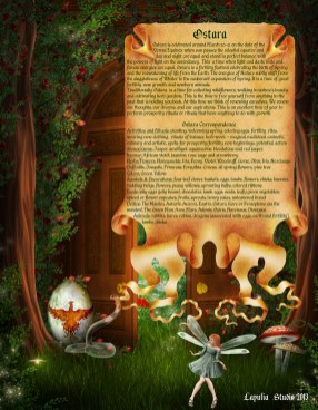 Ostara page 1 - pagan holiday information