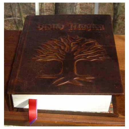 Biblio Magica Book of Shadows