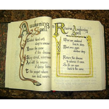 Charmed Book of Shadows Replica Full Edition by LaPulia Studio
