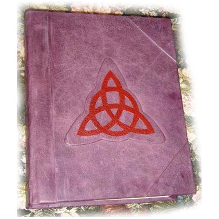 Triquetra Book Of Shadows