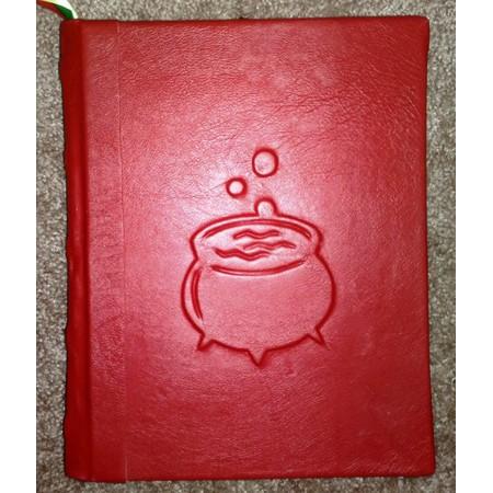 Kitchen Witch Grimoire Cookbook