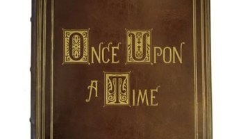 Once Upon a Time Traditional Witchcraft Book of Magic