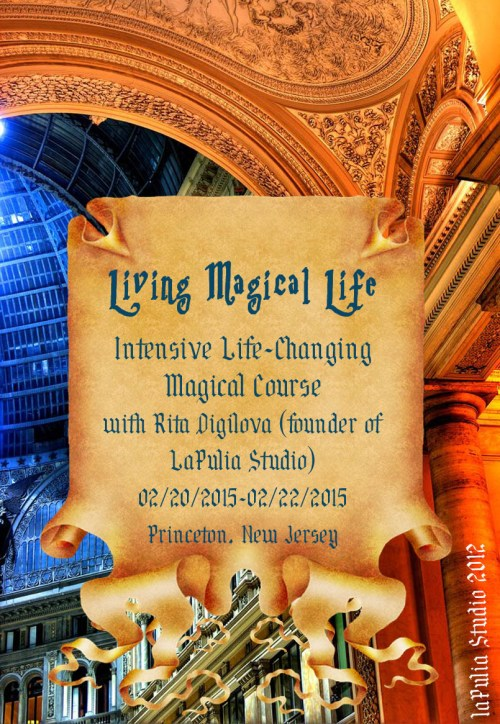 Living Magical Life 2015