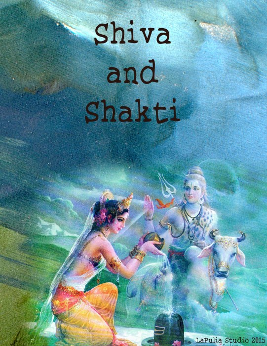 Part 1 - Shiva and Shakti pg 1