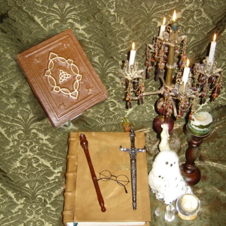 Magical Supplies, Tools and Spell Kits