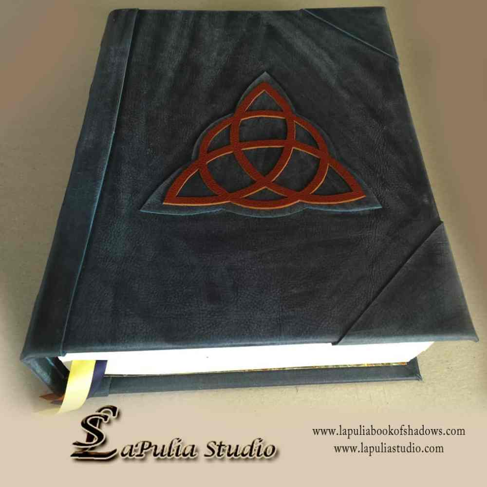 Charmed Blank Book of Shadows