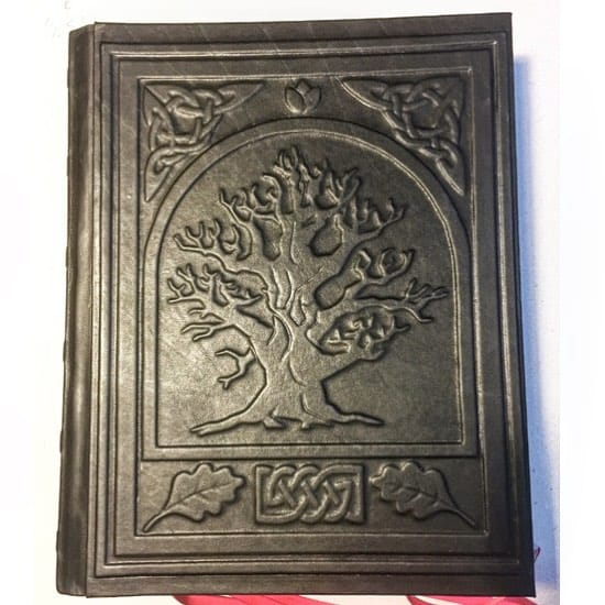 Custom Book of Shadows