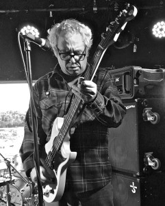 Mike Watt Jom & Terry Show, White Oak Music Hall, Houston, 25 May 2017, by David Ensminger