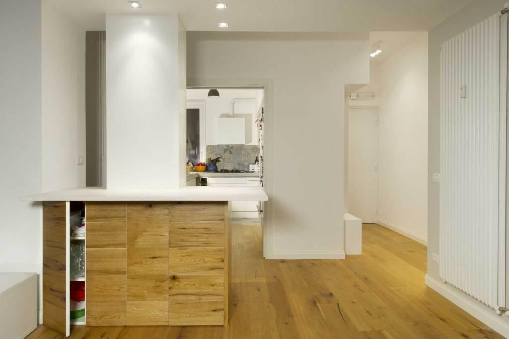Arredamento per open space moderno e cucina
