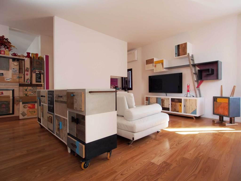 Mobile buffet per soggiorno design