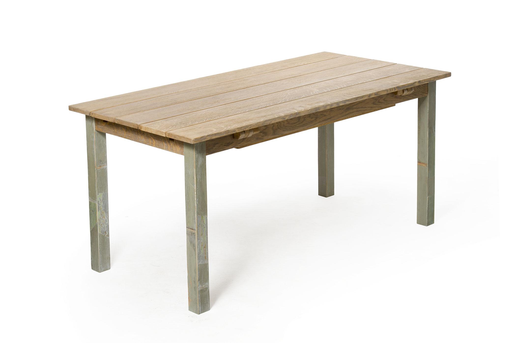 Tavolino fatto a mano dalla falegnameria di design Laquercia21