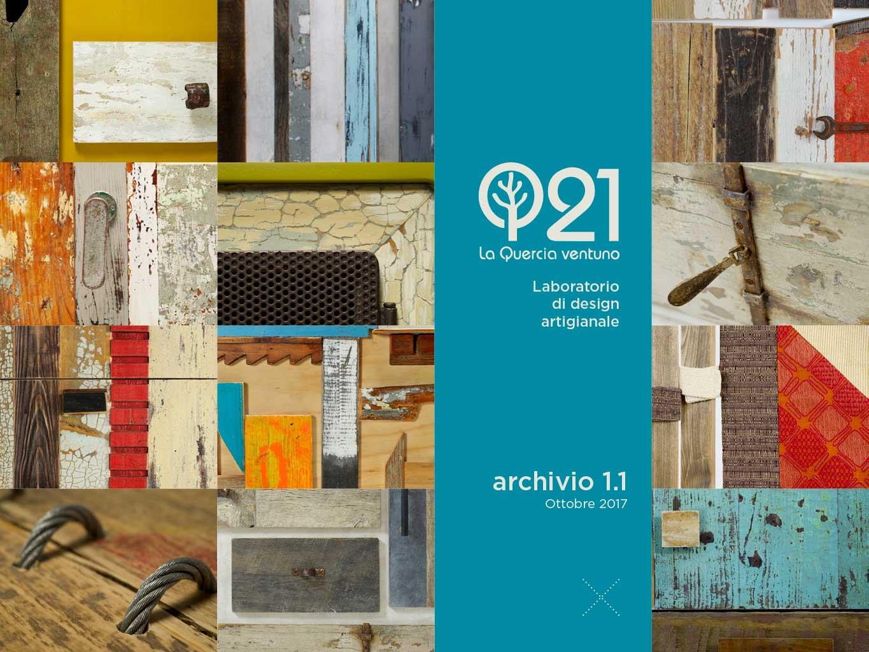 Catalogo di mobili artigianali in legno e oggetti vintage
