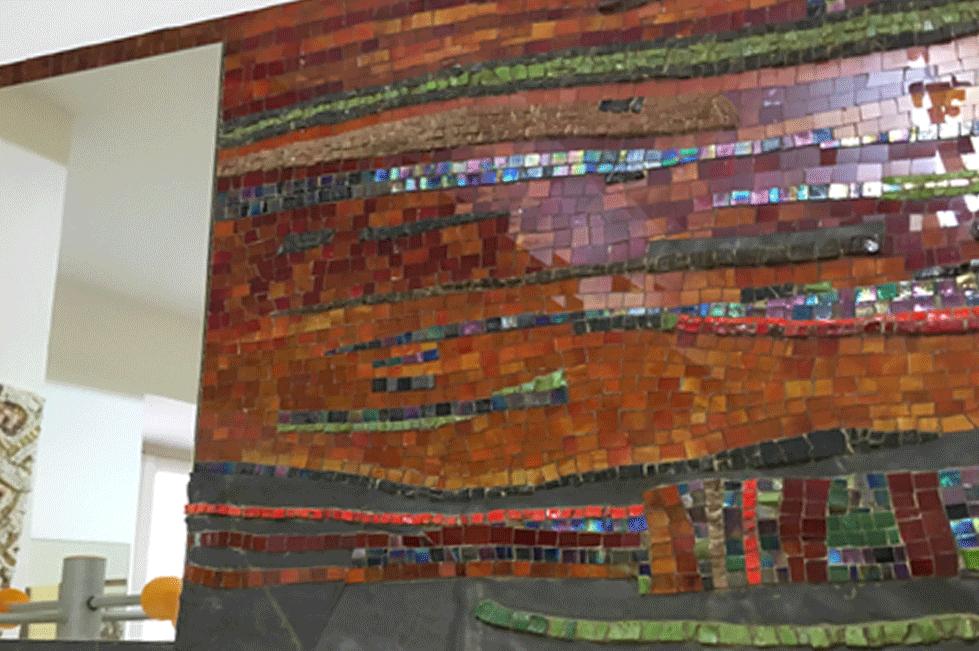 mosaico intessere corsi