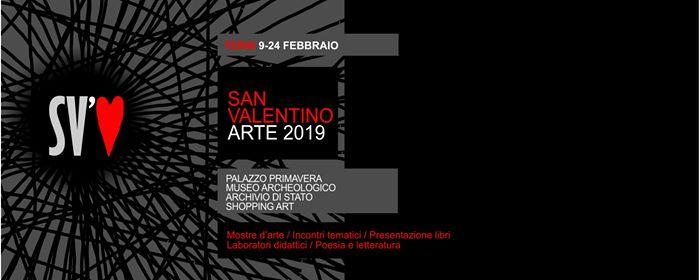 locandina evento concorso san valentino love 2019