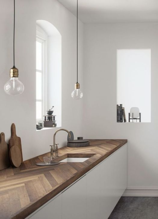 Rénovation de cuisine dans un appartement à Boulogne-Billancourt