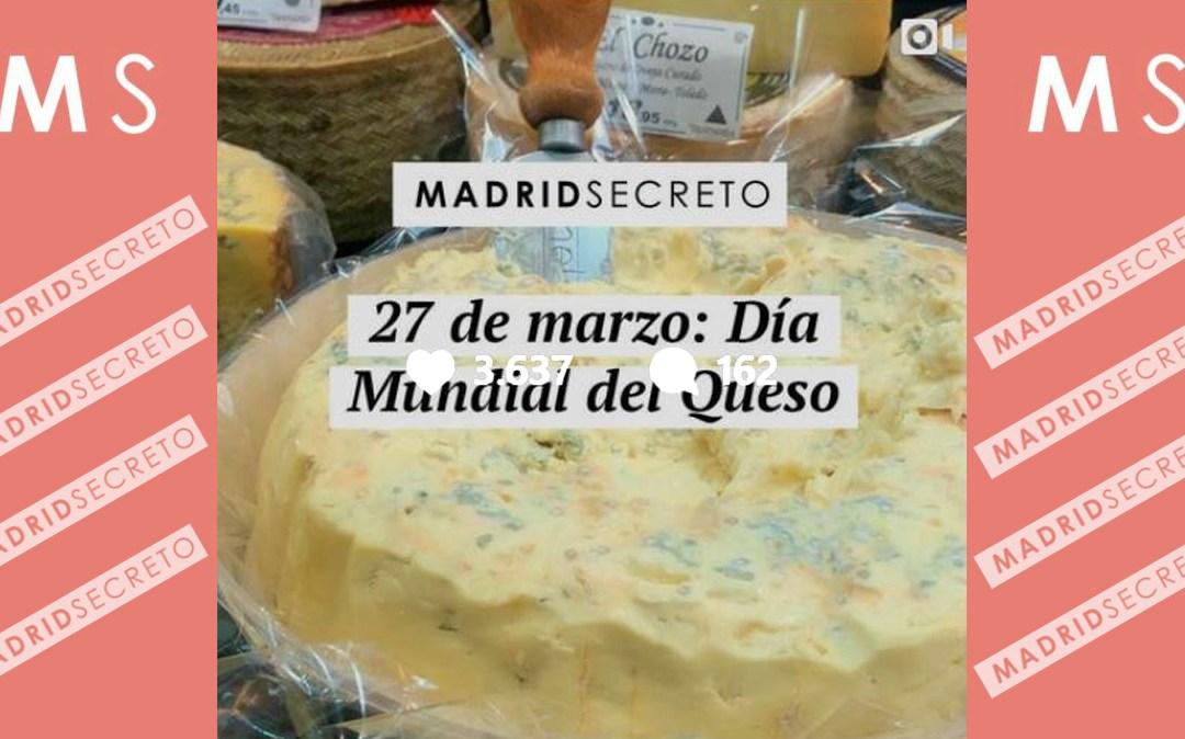 Felíz día mundial del queso