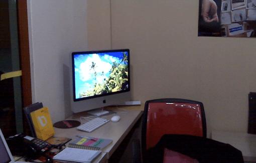 applets in the corner