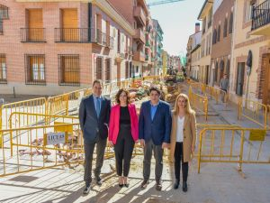Visita Díaz Ayuso Torrejón de Ardoz