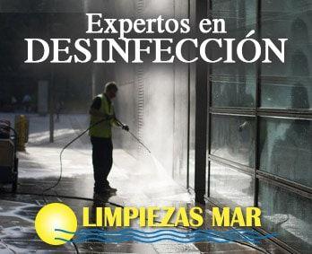 desinfección covid19