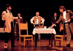 Don Juan Tenorio en el José María Rodero