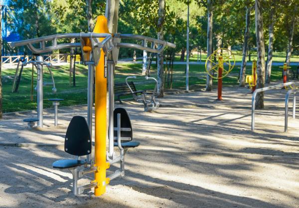 Street Gym Torrejón de Ardoz