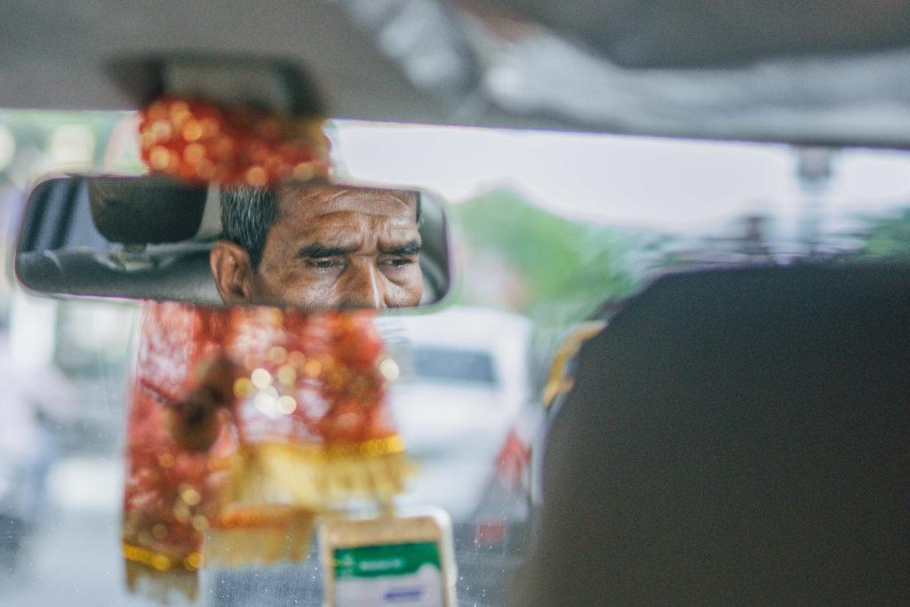 Uber driver reflection