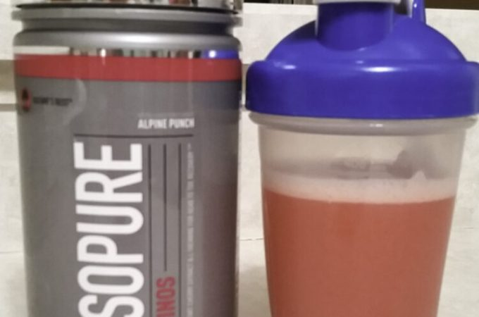 Isopure Aminos Review