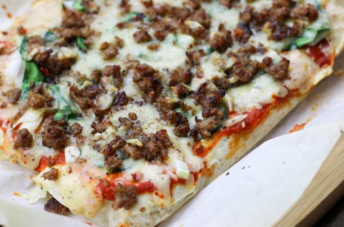 Pizza loaf #brunchweek