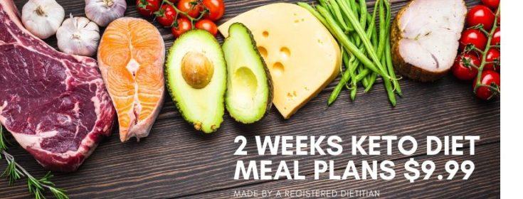 2 weeks keto diet meal plans 9.99
