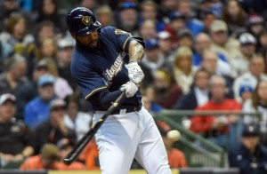 MLB: Houston Astros at Milwaukee Brewers