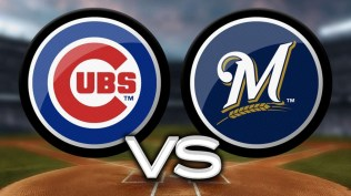 cubs brewers