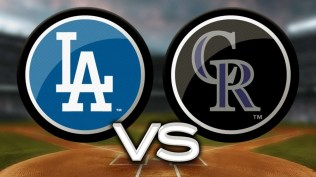dodgers rockies