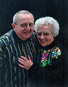 Bill and Phyllis Speidel