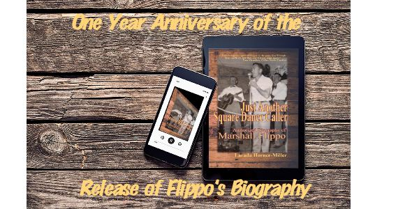 Release party for one-year anniversary of Flippo's biography